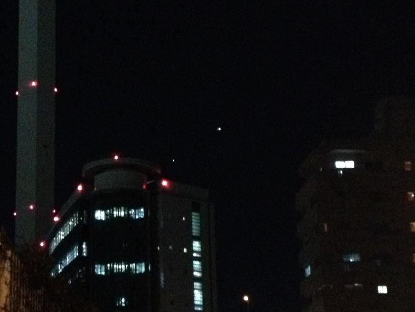 木星と金星