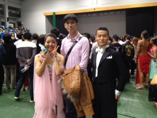 東部日本学生競技ダンス